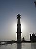 9 - Sunrise at a Taj Mahal Tower, Agra