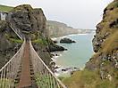 14 - Bridge at Carrick-a-Rede Island