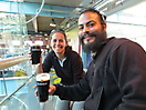 17 - Drinking Guinness at Guinness Brewery, Dublin