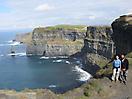 19 - Enjoying the Cliffs of Moher
