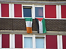3 - Irish and Palestinian Flags, West Belfast