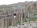 9 - Gisela and the Giant's Causeway