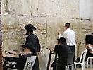 5 - Praying at the Western Wall, Jerusalem