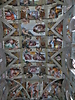13 - Ceiling of the Sistine Chapel, Vatican