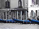 25 - Resting Gondolas, Venice