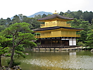 32 - Golden Pavilion at Kinkaku-ji Temple, Kyoto