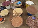 11 - Beans and Grains at Nkhata Bay Market
