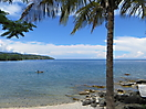 15 - View from our Room, Nkhata Bay