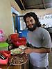 17 - Making Pupusas, Nkhata Bay