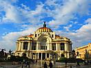 24 - Palacio de Bellas Artes, Mexico City