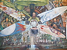 25 - Diego Rivera Mural in Palacio de Bellas Artes, Mexico City