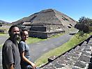 28 - Sun Temple in Teotihuacan