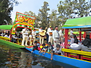30 - Xochimilco Canals, Mexico City