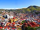 35 - View of Guanajuato from Monumento a El Pipila