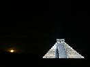 4 - Chichen Itza at Night