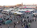 16 - Djemaa el-Fna Plaza, Marrakesh