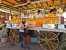 19 - Having Fresh Orange Juice, Marrakesh