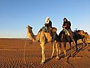 21 - Riding Dromedaries in the Sahara