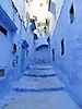 2 - Streets of Chefchaouen