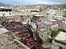 9 - Leather Tanneries, Fez