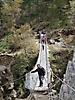 19 - Typical Swinging Bridge, Everest Base Camp Trek
