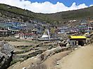 20 - Namche Bazar, On the Everest Base Camp Trek