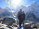 34 - Sunrise at Kala Patthar with Mount Everest