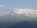 35 - Himalayan Range from Sarangkot, Pokhara
