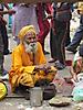 5 - Kathmandu Man in Durbar Square