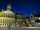 9 - Royal Palace Square at Night, Amsterdam