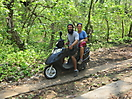 3 - Riding a Scooter Around Ometepe Island