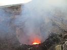 7 - Lava in Masaya Volcano National Park