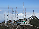 7 - Antennas at the Summit of Baru Volcano