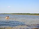 4 - Enjoying Laguna Blanca