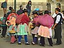 10 - Indigenous Women, Lima