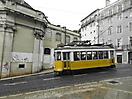 14 - Lisbon Yellow Tram