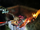 2 - South African Braai (BBQ), Palmiet Camping near Hermanus