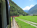 1 - Traveling on the Swiss Trains