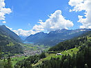 2 - Views of the Swiss Alps from the Bernina Express Train
