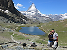 5 - Hiking in the Swiss Alps with Views of the Matterhorn