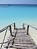 12 - Bridge to Paradise, Nungwi, Zanzibar