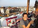 22 - Having a Margarita on Top of Stone Town, Zanzibar