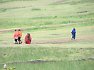 36 - Men from the Maasai Tribe, Ngorongoro Conservation Area