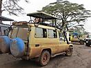 38 - Safari Jeep in Ngorongoro Conservation Area