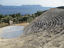 16 - Hellenistic Theater, Kas