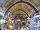 5 - The Grand Bazaar, Istanbul