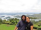 6 - Enjoying the Views of Lake Bunyonyi