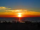 10 - Montevideo Sunset