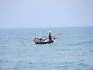 18 - Fisherman at An Bang Beach, Hoi An