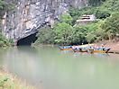 24 - Entrance to Phong Nha Cave